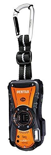 Imagen principal de Pentax Optio WG-1 GPS - Cámara compacta de 14 MP (Pantalla de 2.7, Zo
