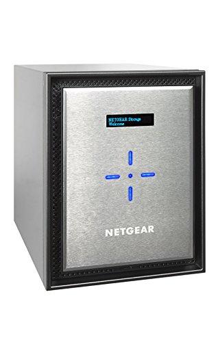 Imagen principal de Netgear ReadyNAS RN626X00-100NES - Dispositivo de Almacenamiento en Re