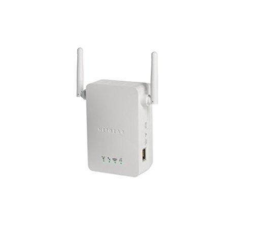 Imagen principal de Netgear WN3000RP-100PES - Extensor de Red WiFi N300 (con Antenas exter