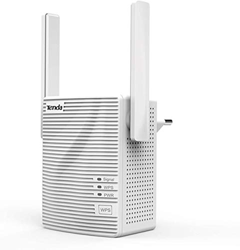 Imagen principal de Tenda A301 - Repetidor Extensor de Red WiFi (300 Mbps) Color Blanco