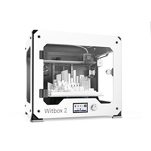 Imagen principal de BQ Witbox 2 - Impresora 3D (resolución 20 micras, velocidad 200 mm/s,