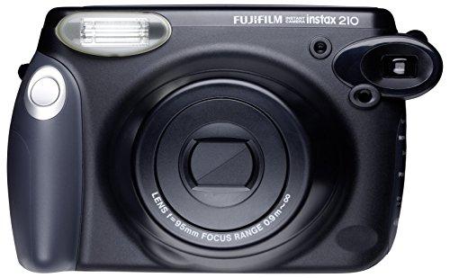 Imagen principal de Fujifilm Instax Wide 210 - Cámara analógica instantánea, Negro