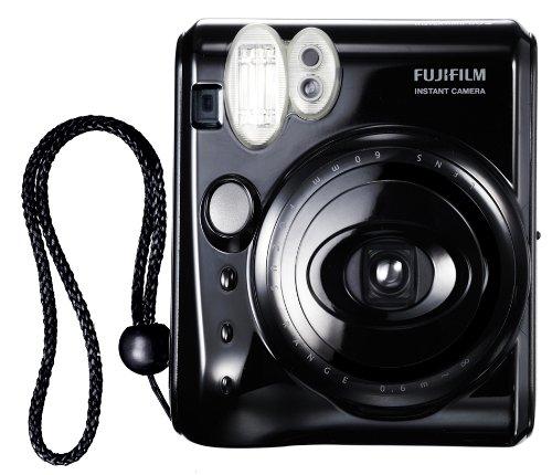 Imagen principal de Fujifilm Instax Mini 50S Piano Black - Cámara analógica instantánea