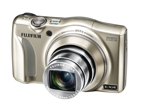 Imagen principal de Fujifilm FinePix F770EXR - Cámara compacta de 16 MP (Pantalla de 3.0,