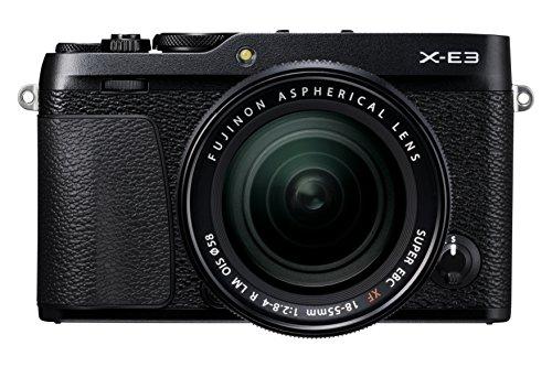 Imagen principal de Fujifilm X-E3 - Cámara Evil de 24.3 MP y kit cuerpo con objetivo Fuji