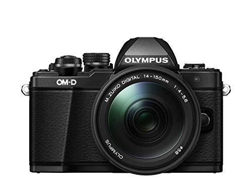Imagen principal de Olympus E-M10 Mark-II - Cámara Evil de 16.1 MP (Pantalla 3, estabiliz