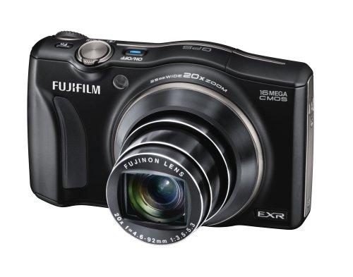 Imagen principal de Fujifilm FinePix F770 EXR BLACK - Cámara compacta de 16 Mp (pantalla