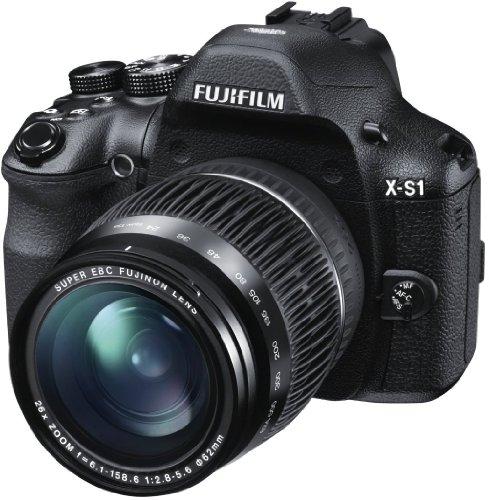 Imagen principal de Fujifilm FinePix X-S1 - Cámara compacta de 12 MP (Pantalla de 3, Zoom
