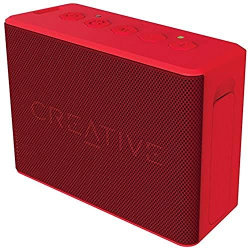 Imagen principal de Creative Labs Muvo 2C - Altavoz con Bluetooth, Rojo