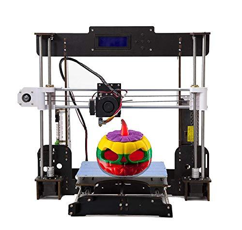 Imagen principal de Abcs Printing A8 Impresora 3d Pantalla LCD Impresora DIY Alta precisi�