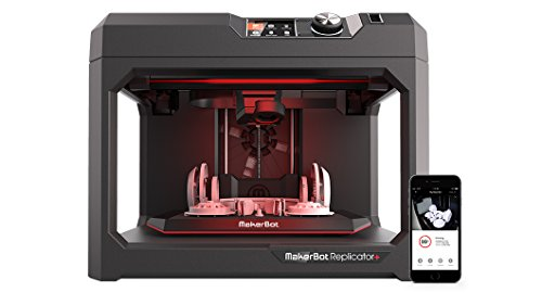 Imagen principal de MakerBot Replicator + Impresora 3D