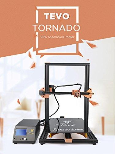 Imagen principal de Impresora 3D de Tevo, completamente montada, impresión 300x 300x