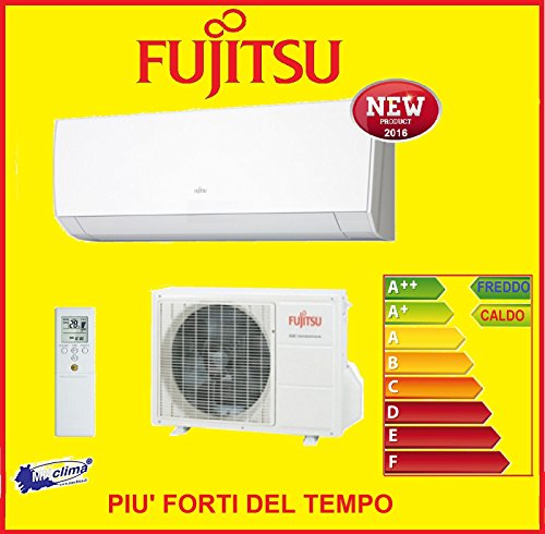 Imagen principal de Climatizador BTU 12000/h INVERTER Fujitsu mod.ASYG LMCA clase energet.