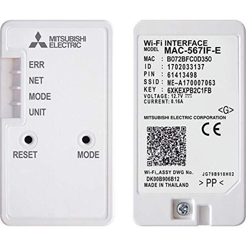 Imagen principal de Mitsubishi Adaptador WiFi para Control por Internet MAC-567IF