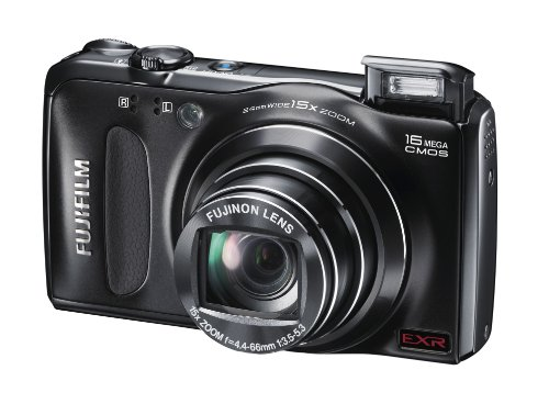 Imagen principal de Fujifilm FinePix F500EXR - Cámara Digital Compacta, 16 MP (3 pulgadas