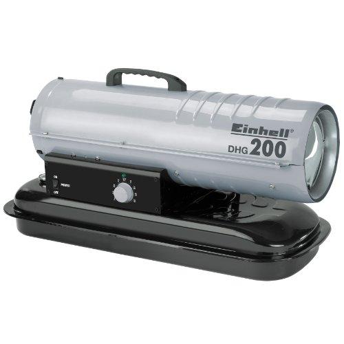 Imagen principal de Einhell DHG 200 - Generador de aire caliente (diésel)