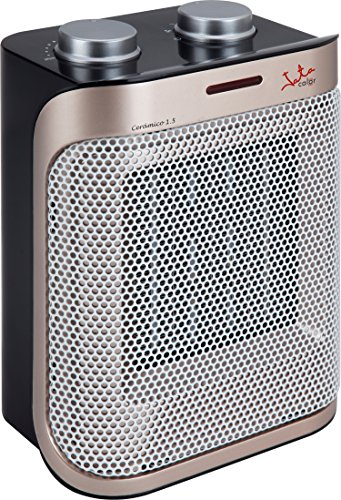 Imagen principal de Jata TC92 Calefactor, 1500 W, Negro y Bronce
