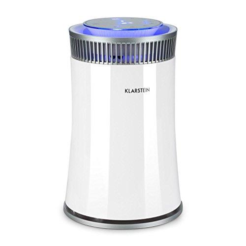 Imagen principal de Klarstein Arosa Purificador de Aire - Ionizador, Lámpara UV, Modo aut
