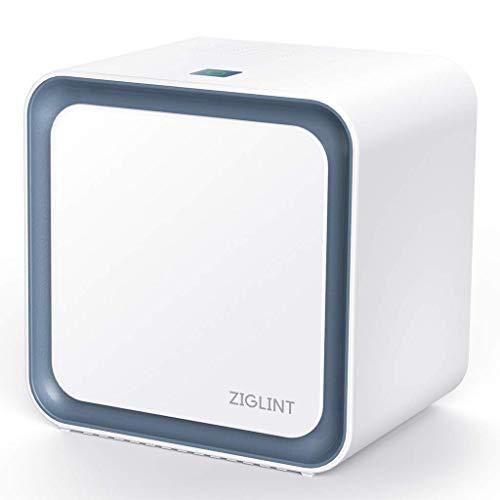 Imagen principal de ZIGLINT Purificador de Aire Iónico, Portátil y Silencioso con Autén