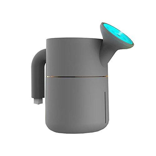 Imagen principal de PAVLIT Creativo USB Mini Humidificador, 200 ml, Suave LED Luz, Color A