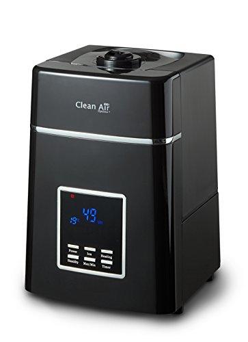 Imagen principal de Clean Air Optima CA-604B - Humidificador con ionizador y tecnología d