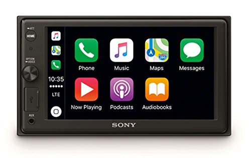 Imagen principal de Sony XAV-AX1000 - Reproductor 2DIN para coche (Apple CarPlay, bluetoot