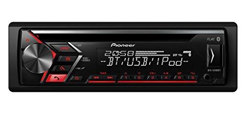 Imagen principal de Pioneer DEH-S4000BT Autorradio, Negro