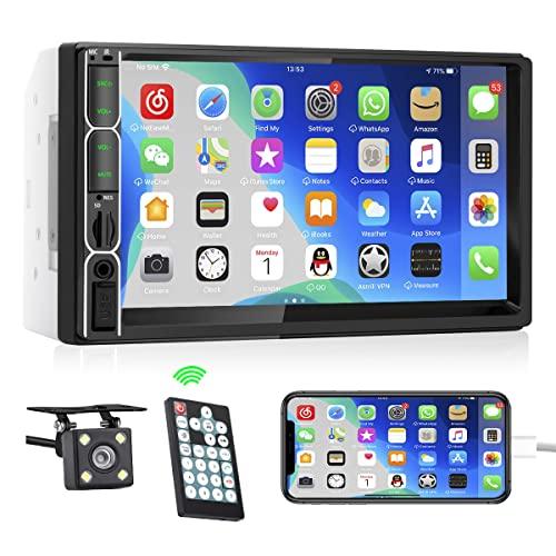 Imagen principal de Reakosound Radio Coche 2 DIN Reproductor MP5 autoradio Audio 1080p par