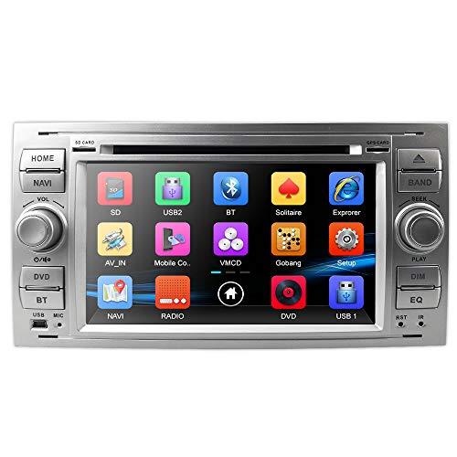 Imagen principal de Para FORD Focus Car Radio GPS Navigation Car DVD Radio Stereo Wifi Ste