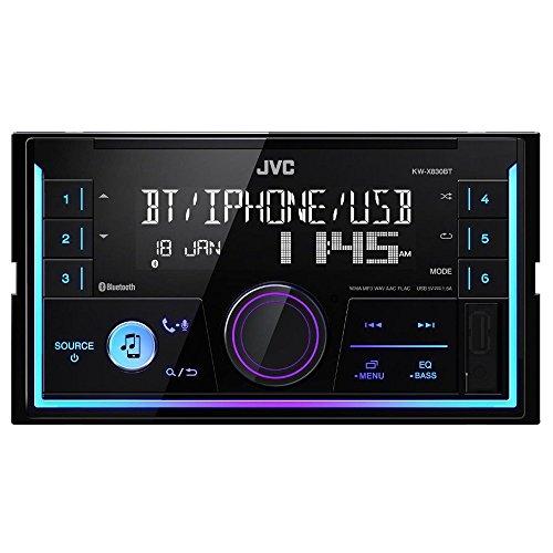 Imagen principal de JVC KW-X830BT, Autoradio Multimedia Bluetooth, 1, Negro