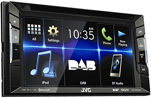 Imagen principal de Jvc KW-V235DBT - Receptor de DVD/CD/USB con tecnología Bluetooth inte