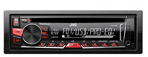 Imagen principal de JVC KD-R461 - Radio para coches