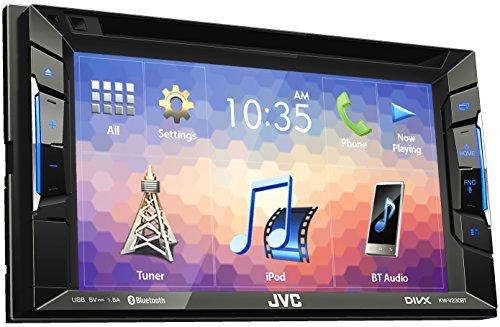 Imagen principal de Jvc v230bt de DVD/CD/USB Receptor con tecnología Bluetooth integrada