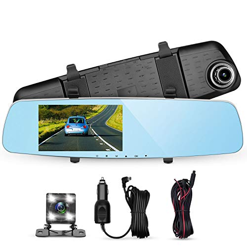 Imagen principal de Panlelo D7 Dash CAM Car Driving Recorder 5.0 Dashboard Camera Car DVR