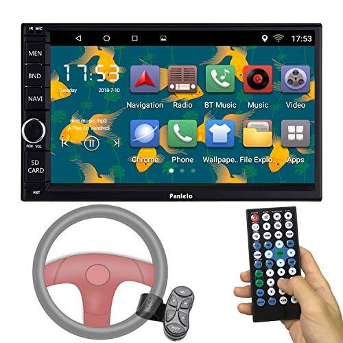 Imagen principal de Panlelo PA012SWC Android 6.0 Head Unit Car Stereo Car GPS Navigation 7