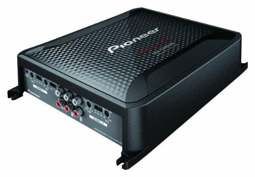 Imagen principal de Pioneer GM-D8604 Amplificador de Coche (1200 W), Negro