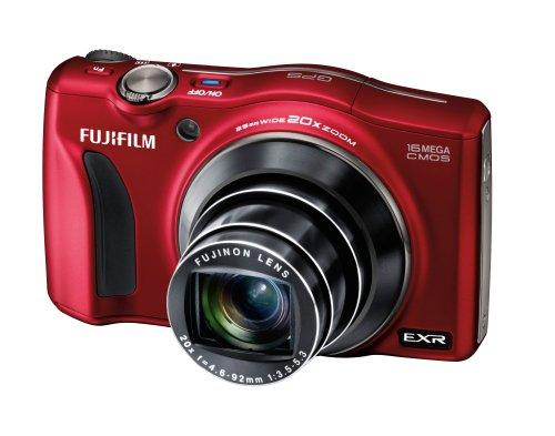 Imagen principal de Fujifilm FinePix F770EXR - Cámara compacta de 16 MP (Pantalla de 3, Z