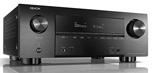 Imagen principal de Denon AVR-X3500H - Receptores Audio/Video de Alta definición, Color N