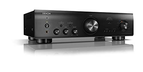 Imagen principal de DENON PMA-800 - Amplificador estéreo, Color Negro