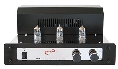 Imagen principal de Dynavox TPR-1 Preamplificador Cromo