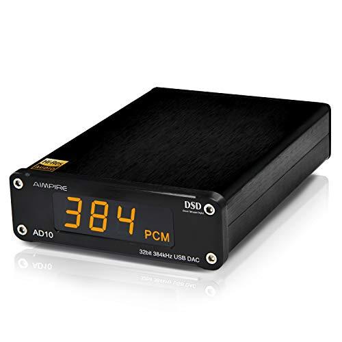 Imagen principal de FIESAND D10-D30-D50 Topping Mini USB DAC CSS XMOS XU208 ES9018k2m OPA2