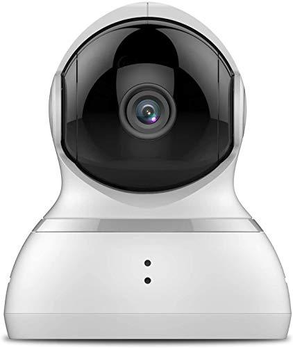 Imagen principal de YI IP Dome Cámara de Vigilancia, visión Nocturna 720P, Alarma de Mov