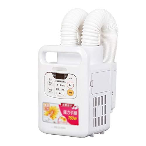 Imagen principal de LIXYFHGJ Secador eléctrico portátil de hogar Mini secador de Secado