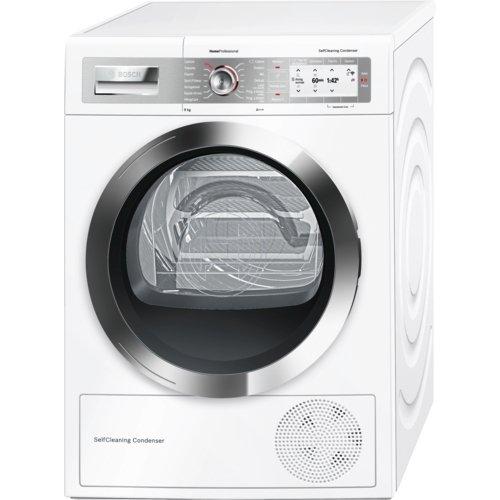Imagen principal de Bosch WTY877H8IT Independiente Carga frontal 8kg A+++ Blanco - Secador