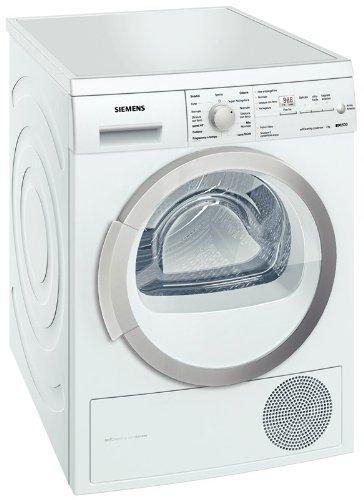 Imagen principal de Siemens WT46W367IT Independiente Carga frontal 7kg A++ Plata, Color bl
