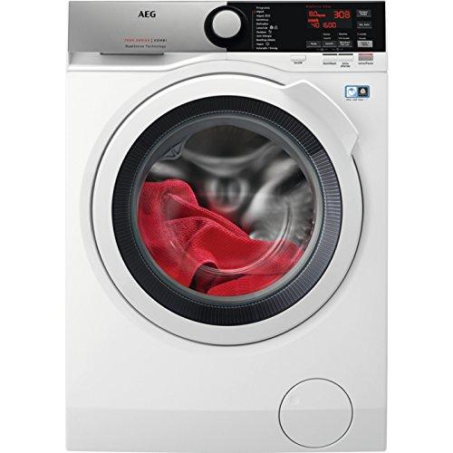 Imagen principal de AEG L7WEE861 Independiente Carga frontal A Blanco lavadora con secador