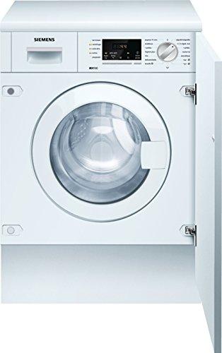 Imagen principal de Siemens WI12A221EE Integrado Carga frontal 7kg 1200RPM A+ Blanco - Lav