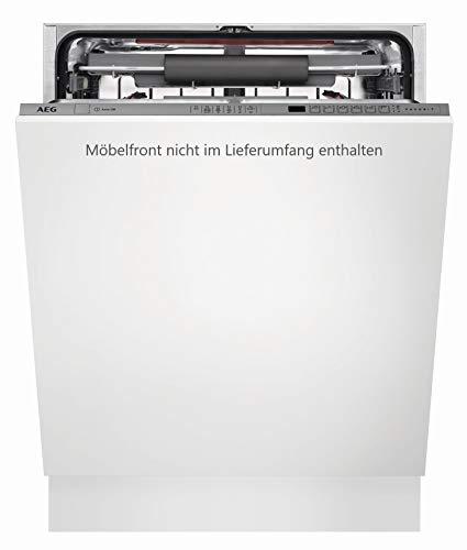 Imagen principal de AEG FSE62700P plata Einbau-Geschirrspüler, vollintegrierbar, 60 cm, A