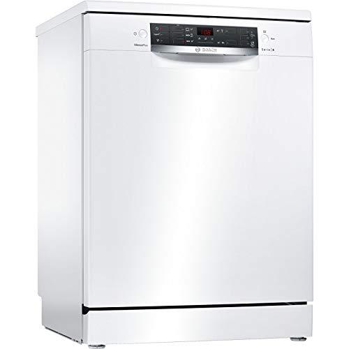 Imagen principal de Bosch Serie 4 SMS45AW02E lavavajilla Independiente 12 cubiertos A+ - L