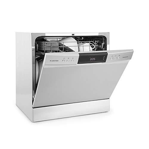 Imagen principal de Klarstein Amazonia - Lavavajillas, Máquina lavaplatos, 8 programas: i
